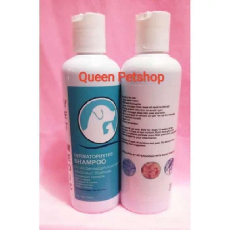 Vet Medic Dermatophytes Shampo 250 ml Shampo Anti Jamur Anjing dan kucing