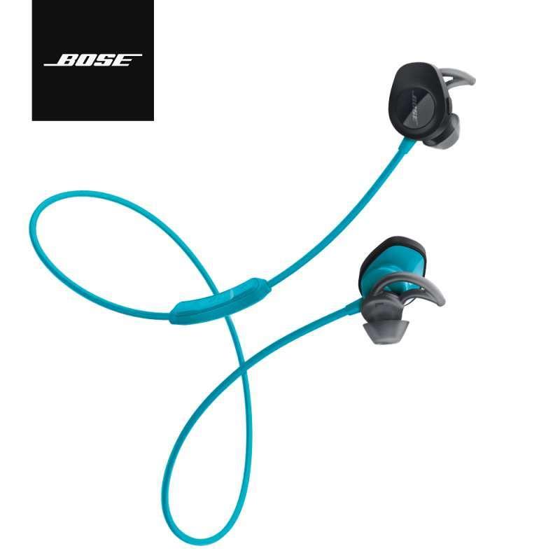 Bose Soundsport Wireless Earphone Aqua
