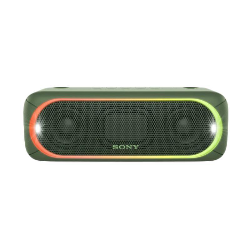 Sony SRS-XB30 Bluetooth Speaker - Hijau