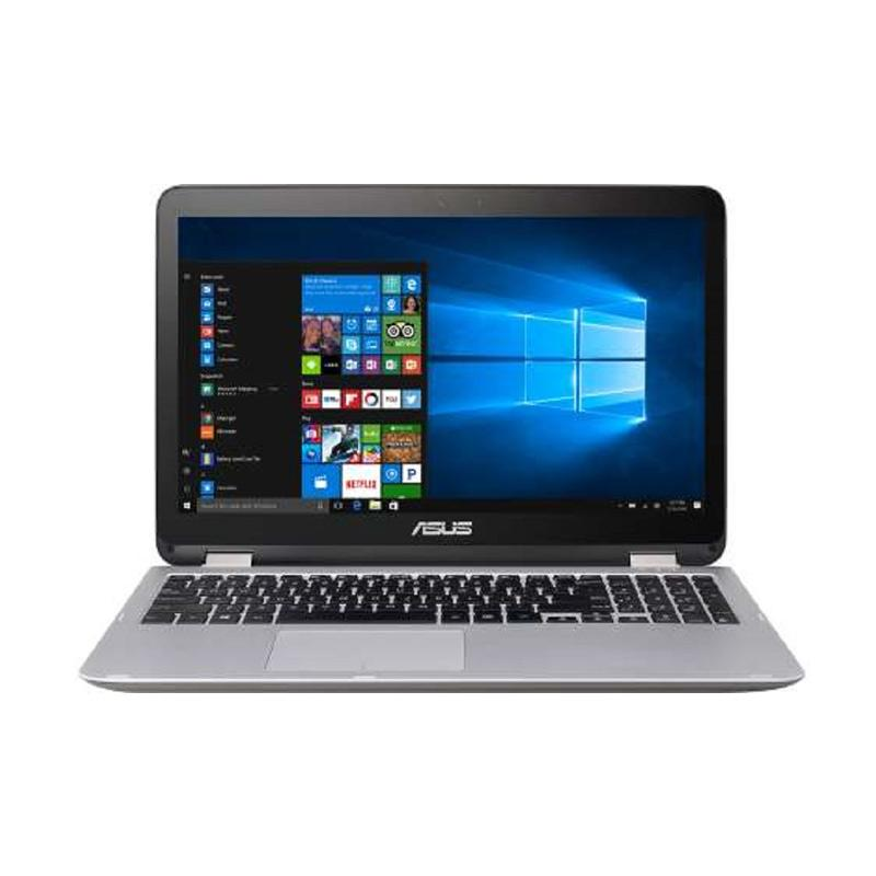 "ASUS VivoBook TP501UQ-UH71T Notebook - Dark Gray [i7-7500U/12GB/1TB/GT940MX-2GB/15.6"" FHD/Win10]"