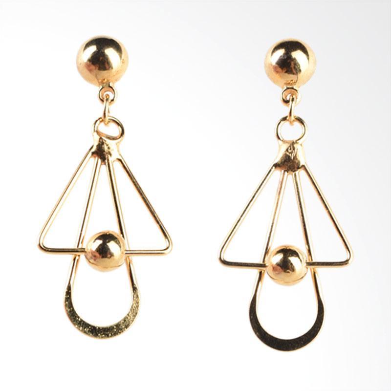 1901 Jewelry Piramide Earrings GW.4153.HR51 - Gold