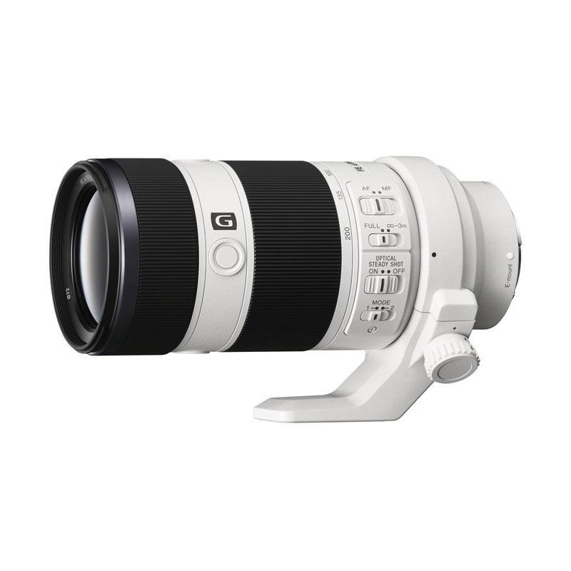 Sony FE 70-200mm f/4 G OSS Lensa Kamera Full Frame