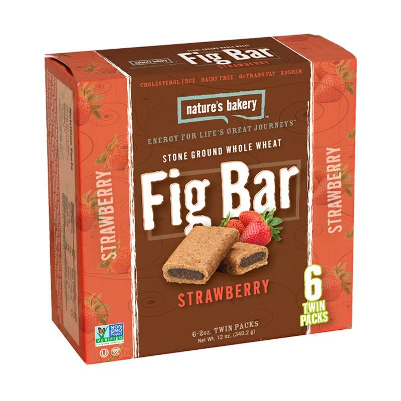 Harga Groceries - Nature's Bakery Fig Bar Strawberry Kue Murah