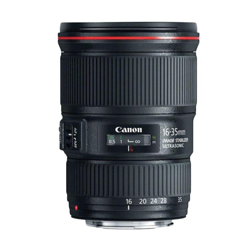 Canon Lensa EF 16-35mm f/4 L IS USM