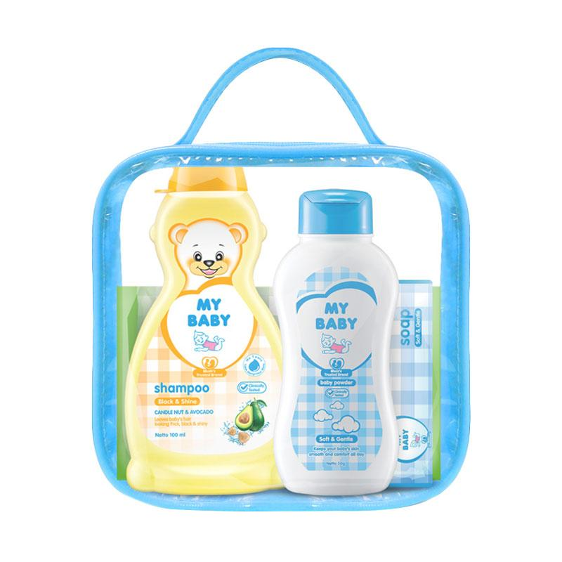 My Baby Set Soft and Gentle New Perlengkapan Bayi
