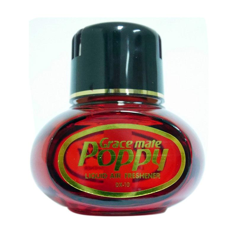 Diax Grace Mate Poppy Liquid Air Freshener Hibiscus Parfum Mobil - Ruangan [150 mL]