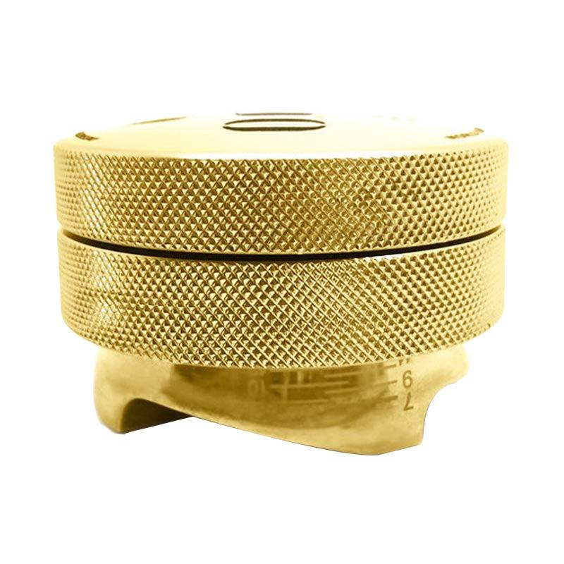ONA Coffee Tamper Distributor - Gold