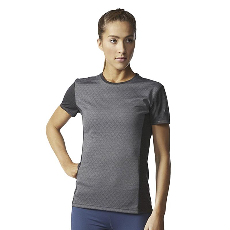 adidas Supernova Climachill Women's TEE Baju Olahraga Wanita AI8325