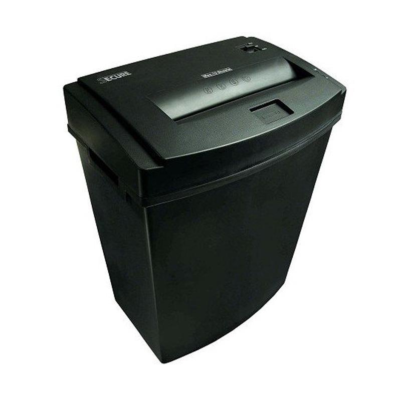 Secure EzSC-10A Paper Shredder Mesin Penghancur Kertas [4 x 26 mm]