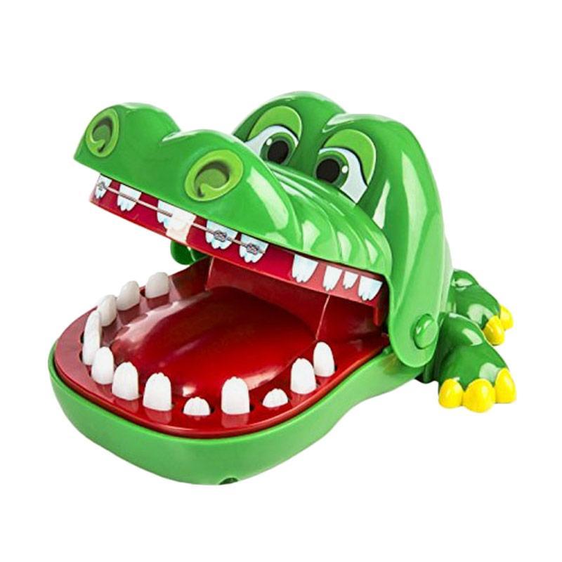 MAO Crocodile Dentist Mainan Anak