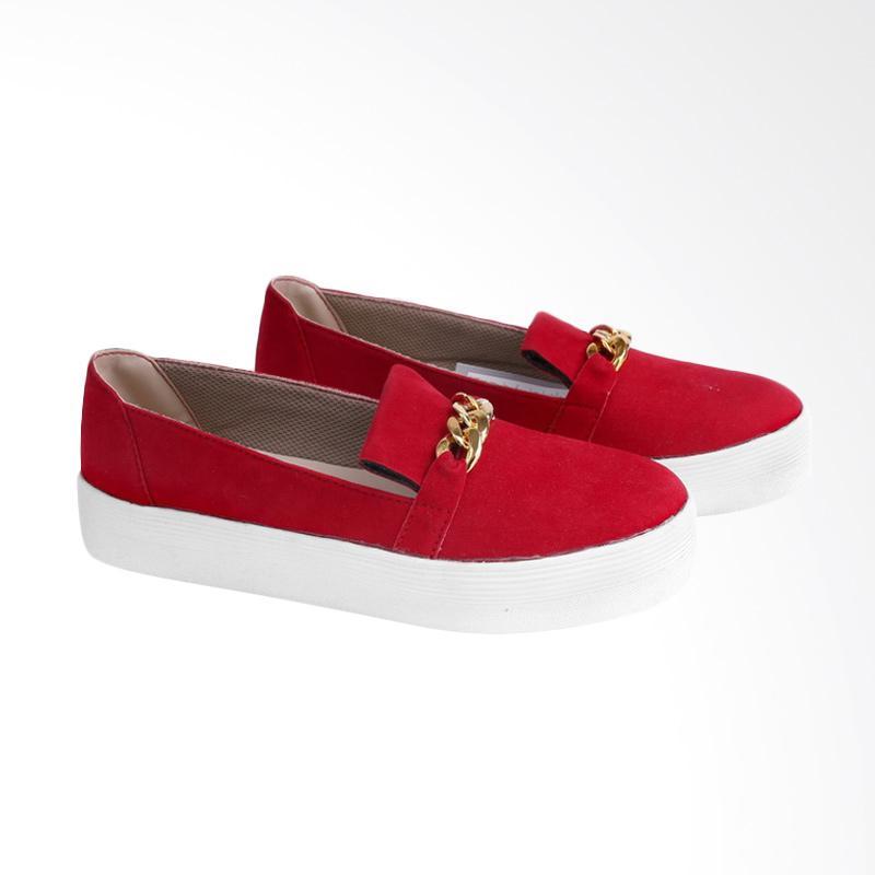 Garucci GSW 6146 Slip On Shoes Sepatu Wanita
