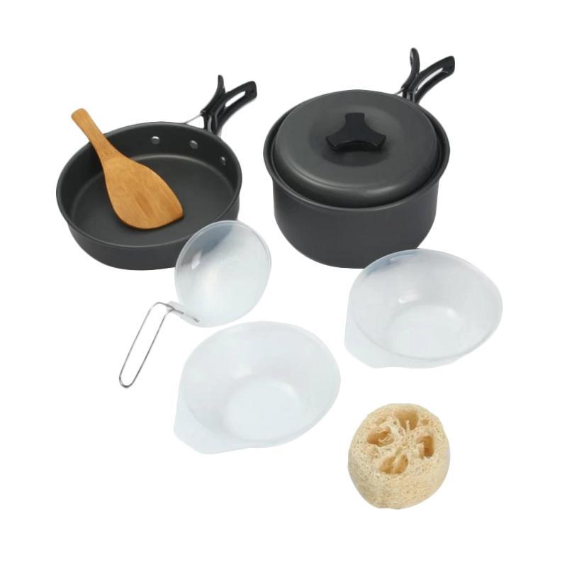 MJG DS 200 Cooking Set for Outdoor Activities