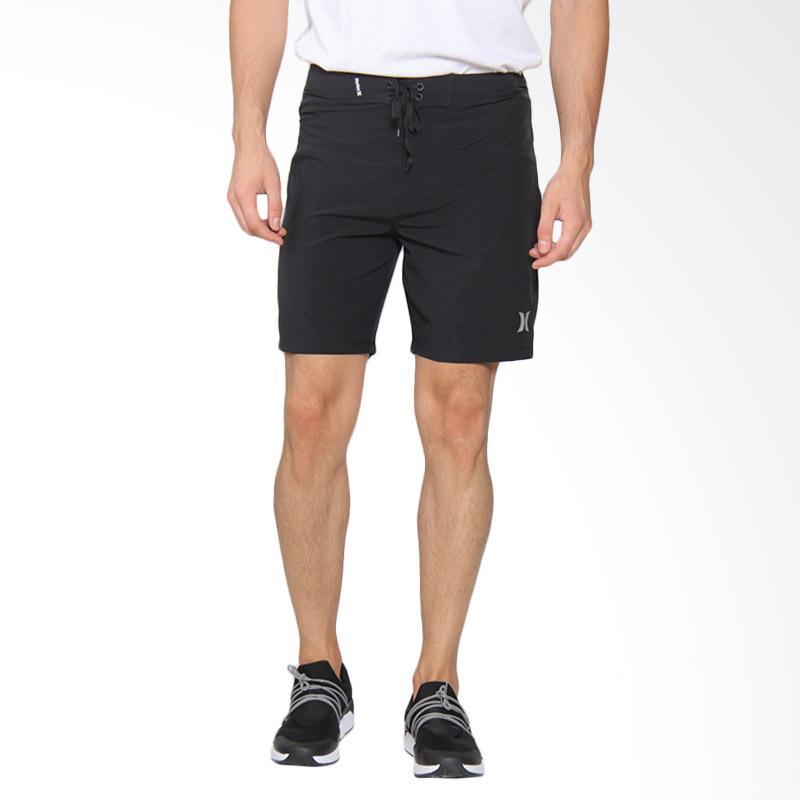 Hurley Phantom One & Only Boardshort Celana Pendek Pria - Black MBS0007090 00A