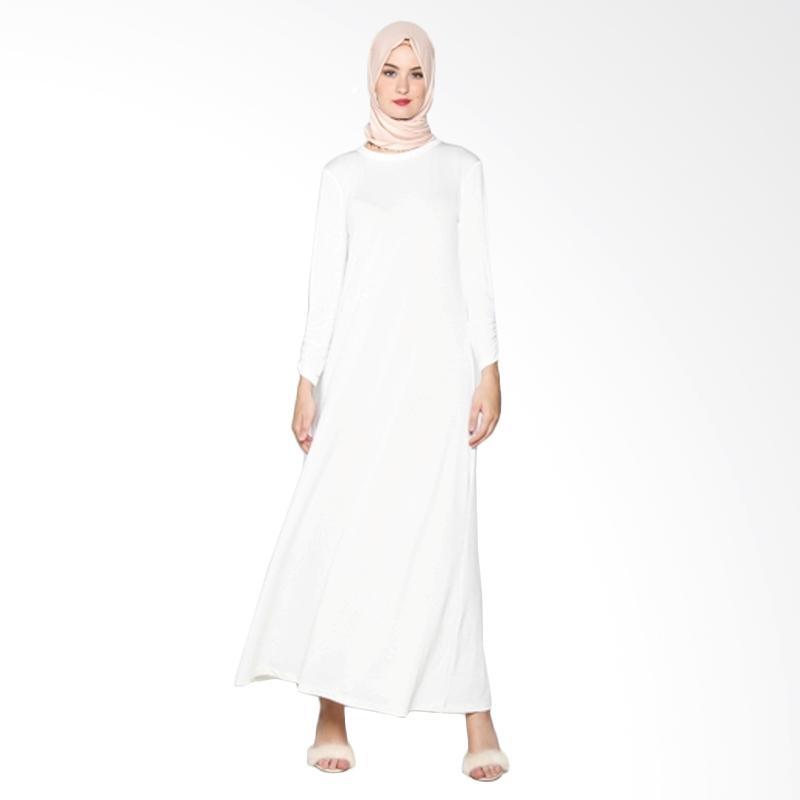 Yanna Azwar Manset Gamis White