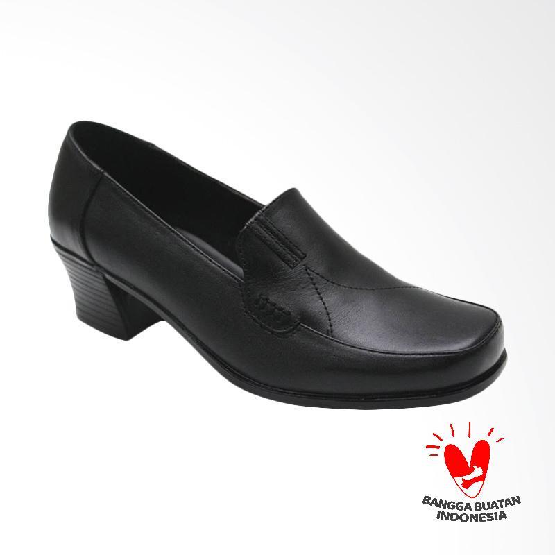 GRUTTY GR 82001 Sepatu Heels Wanita - Hitam