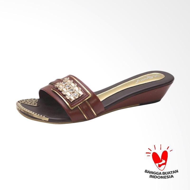 Grutty GR 82094 Sandal Wedges Wanita