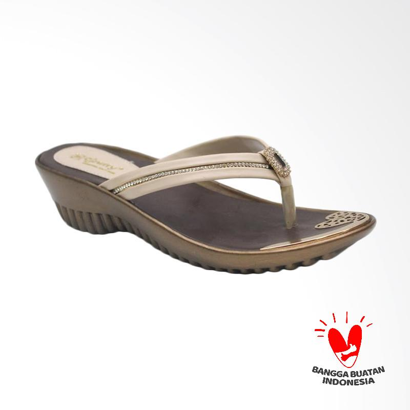 Grutty GR 82109 Sandal Wedges Wanita