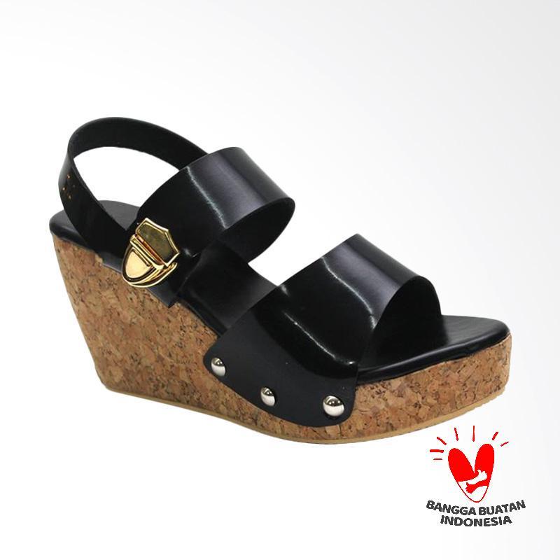 Grutty GR 82119 Sandal Wedges Wanita