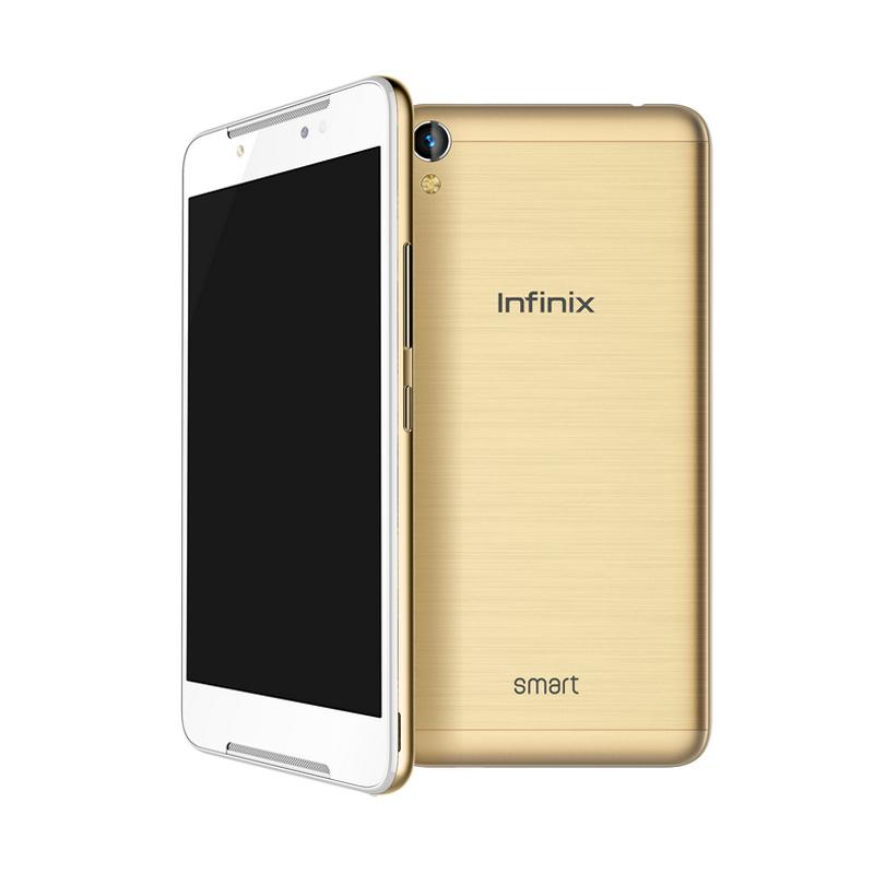 Infinix Smart X5010 Smartphone - Gold [16 GB/1 GB]