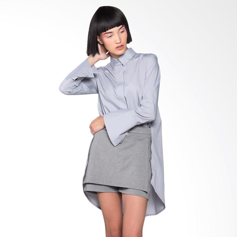 Hunting Fields TP007 Talisa Top Atasan Wanita - Grey