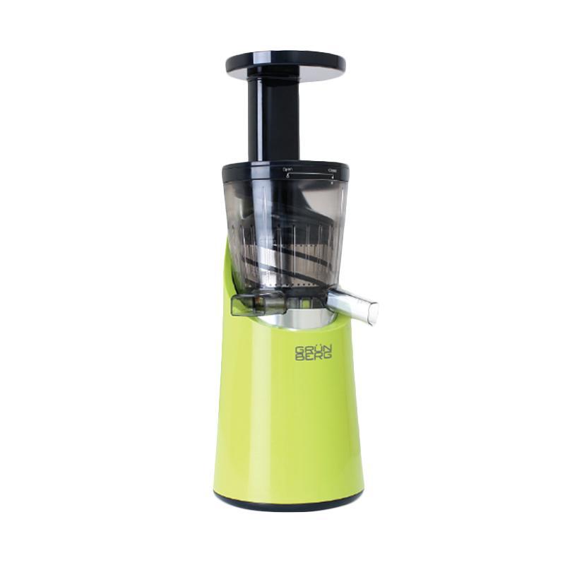 Advance Grunberg Slow Juicer - Green