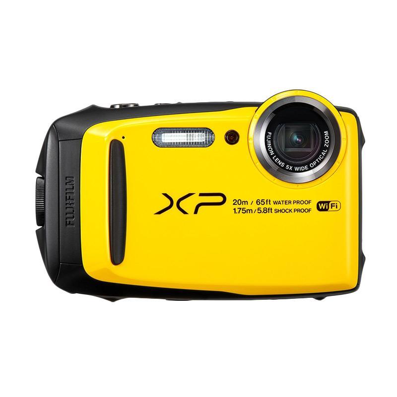 Fujifilm FinePix XP120 Camera Digital - Yellow