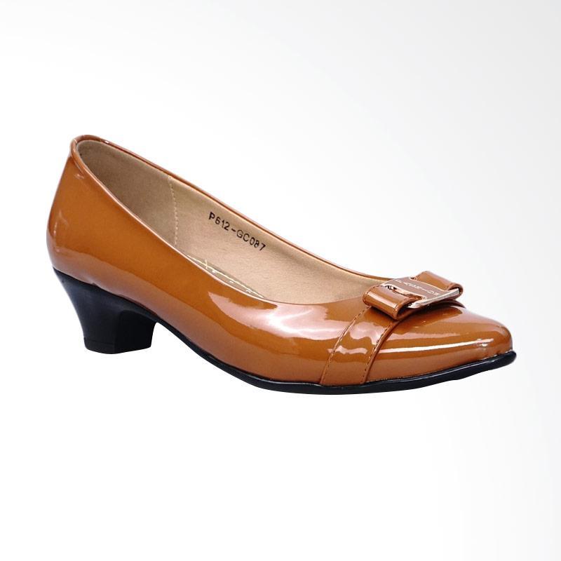 Ghirardelli Heels Belinda - Brown