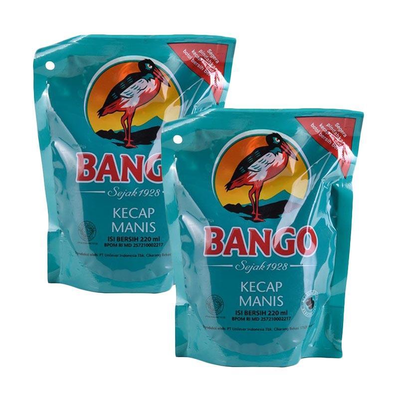 Bango Kecap Manis Flatpack [220 ml/2 pcs] 67019477