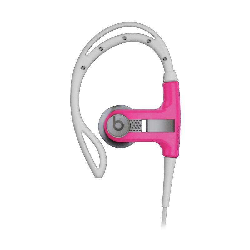 harga Beats Powerbeats by Dr. Dre In-Ear Earphone - Neon Pink ( Refurbished ) Blibli.com