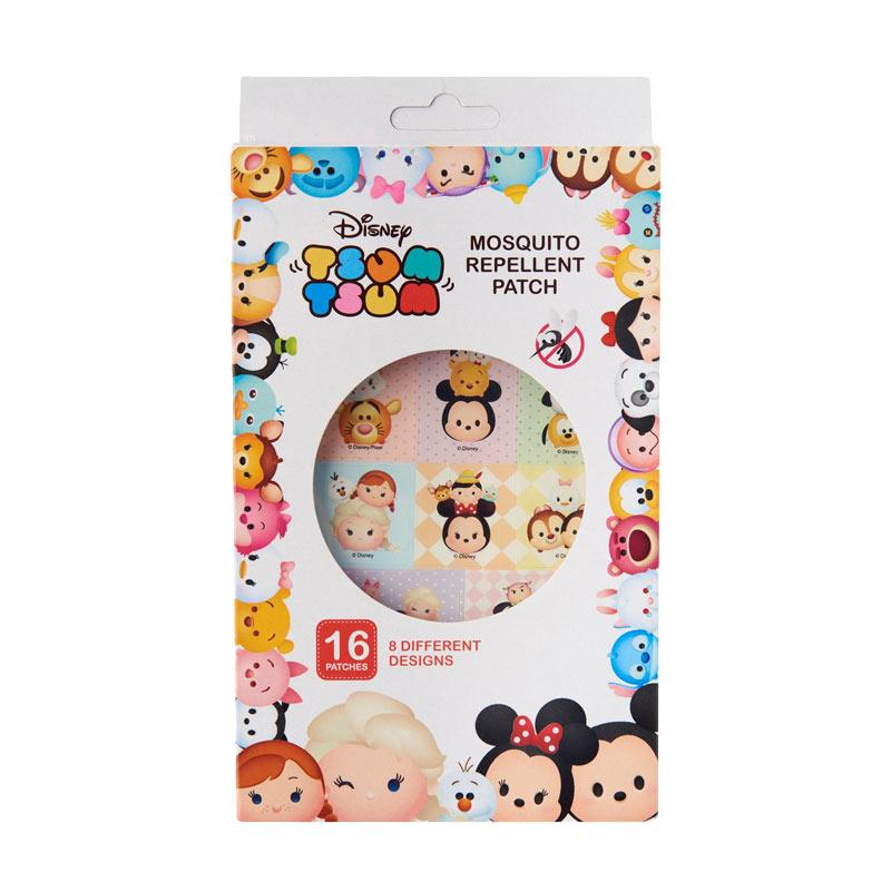 Disney Tsum Tsum Mosquito Repellent Patch Stiker Anti Nyamuk [16 Patches/8 Different Designs]