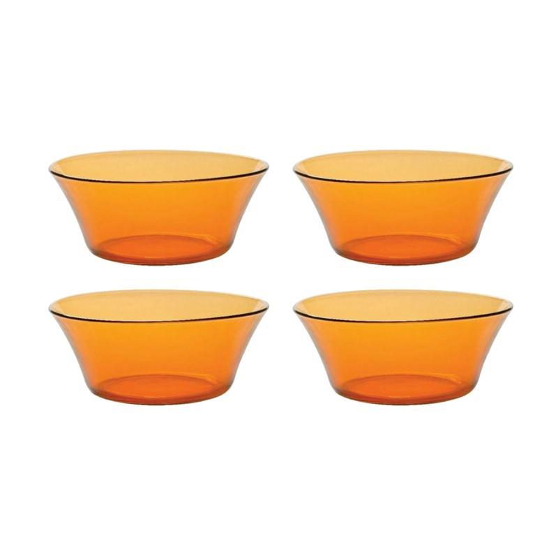DURALEX Mangkuk Amber Table [23 cm/ 4 pcs]