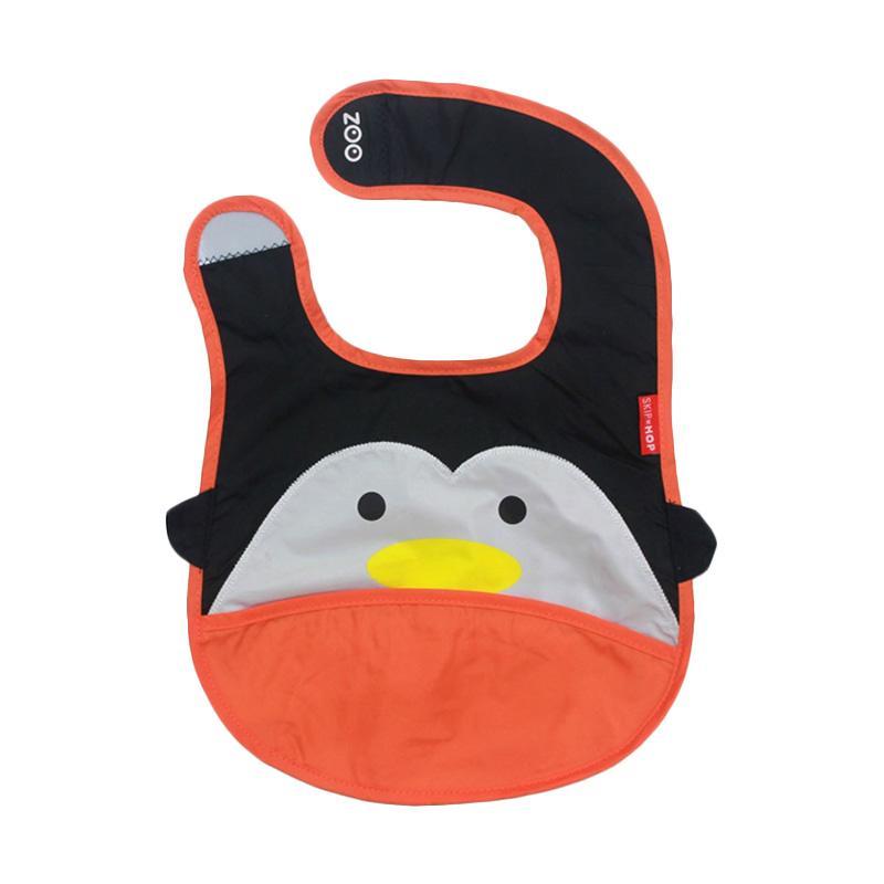 Skiphop Zoo Bib Pinguin Celemek Bayi