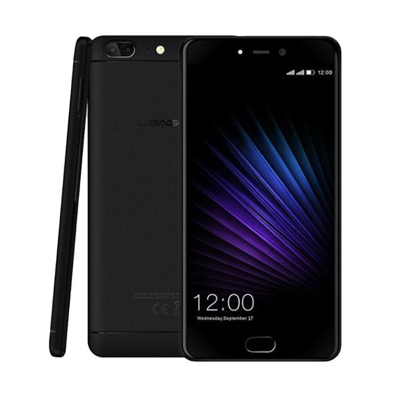 Leagoo T5 Smartphone - Black [64GB/ 4GB]