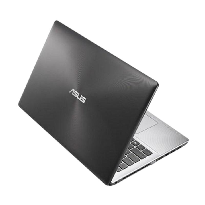 Asus X550VQ-XX016D Notebook - Black
