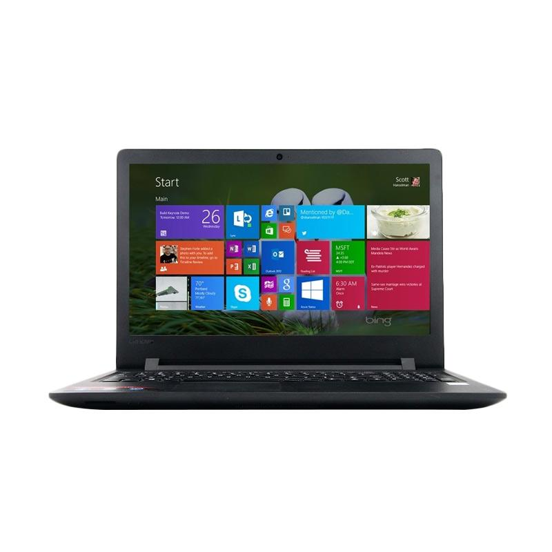 Lenovo Ideapad 110-15ISK Laptop [Core i3-6100/4GB DDR4/1TB/Intel/Win10/15.6 Inch]