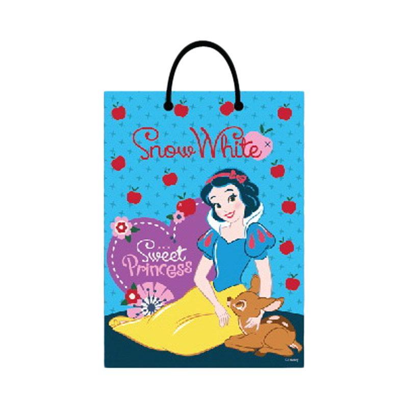Something Sweet BA2028- PR012 Medium Snow White Sweet Princess Flower Garden Goodie  Bag