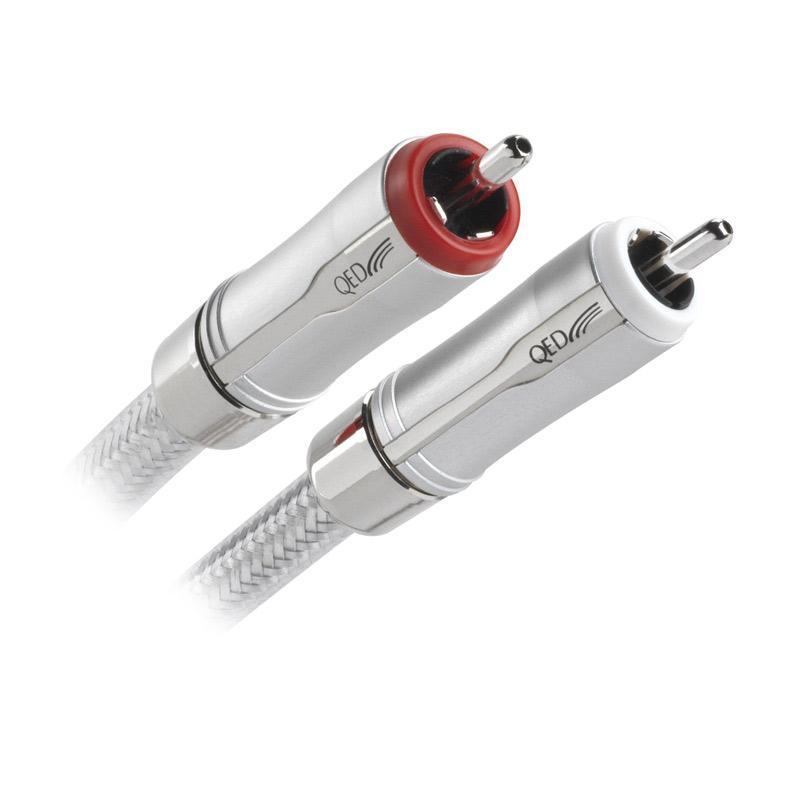 QED Signature Audio 40 Interconnect Cable [1 m]