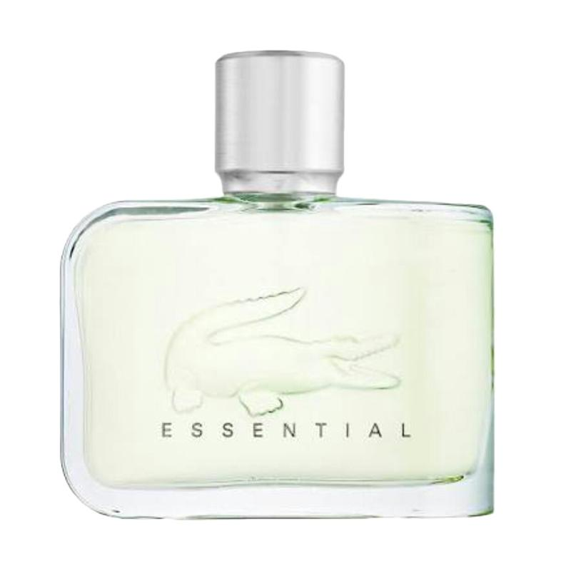 Lacoste Essential EDT for Men Parfum Pria [Original/125 mL]