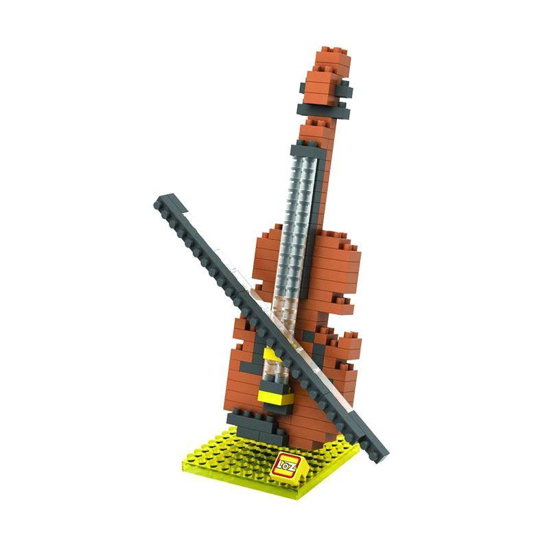 Loz Gift 9196 Medium Violin Mainan Anak