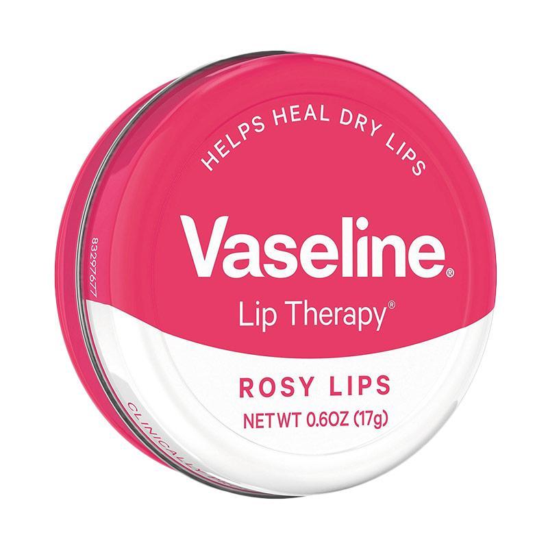Vaseline Lip Therapy - Rosy Lips [0.6 oz]