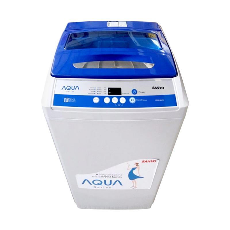 Aqua AQW-89XTF-H Mesin Cuci [Top Loading] hanya di jadetabek