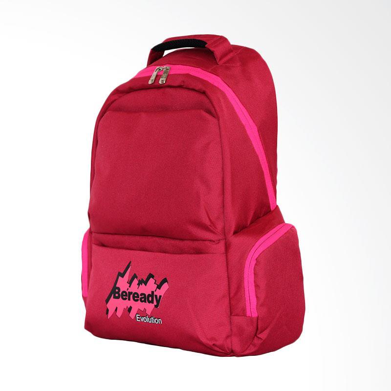 BEREADY BP 5012 Backpack Wanita - Pink
