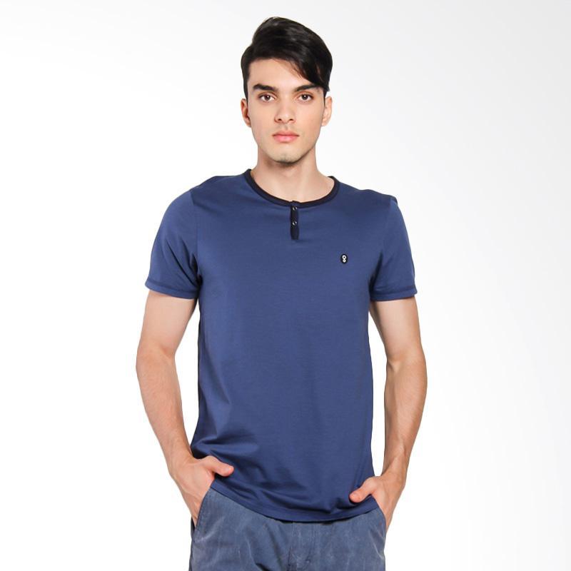 Greenlight Men 9411 T-Shirt - Blue [294111712]