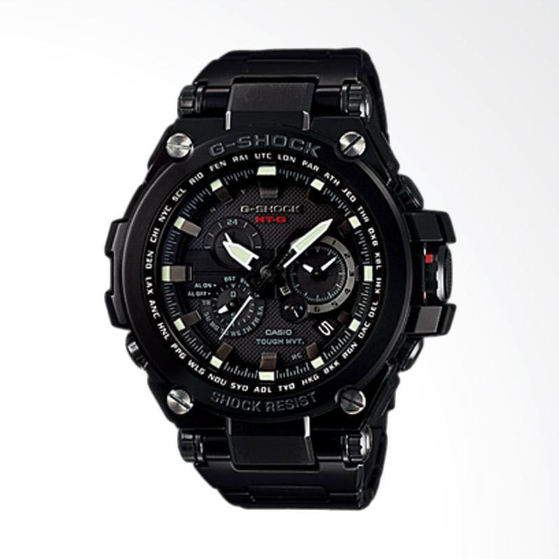 CASIO G-SHOCK Analog Jam Tangan Pria - Black [MTG-S1000BD-1ADR]