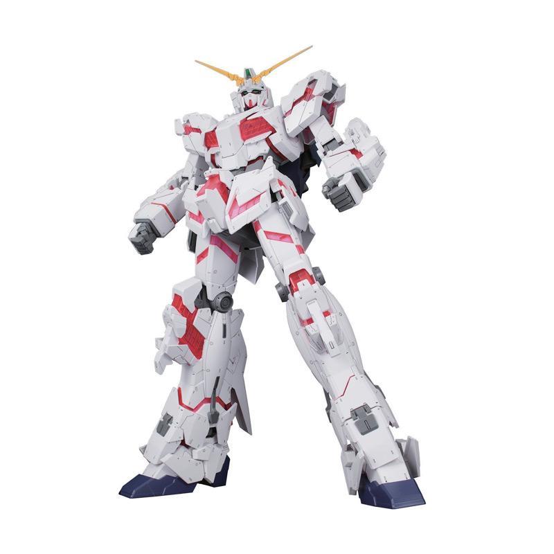 Bandai Mega Size RX-0 Unicorn Gundam Model Kit [1:48]
