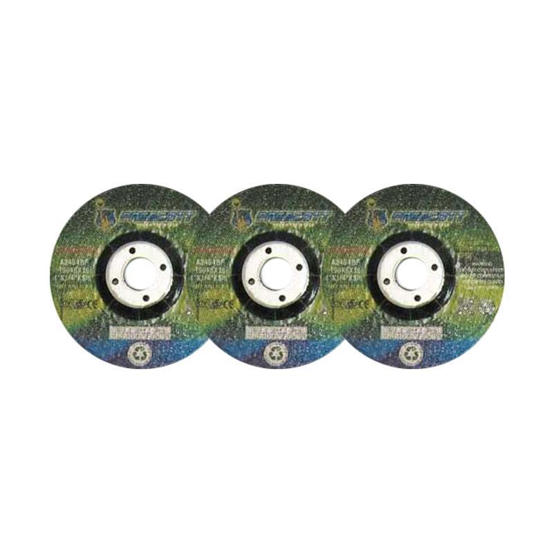 Prescott Mata Gerinda Poles Grenda Besi Grinding Wheel [100 mm/ 4 Inch x 6 mm]