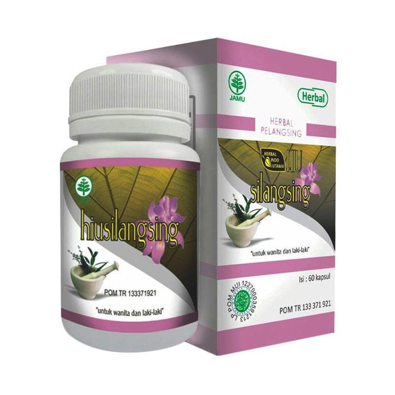Jual Herbal Indo Utama Hiu Silangsing Obat Pelangsing Alami Obat Penurun Berat Badan Herbal Online Maret 2021 Blibli