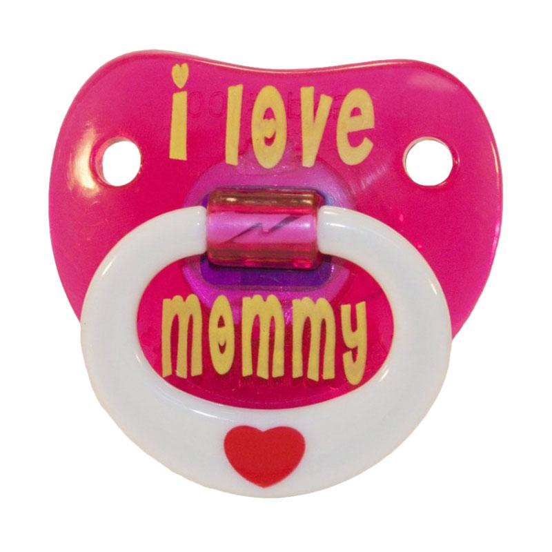 Billy Bob Pacifier I Love Mommy Dot Bayi