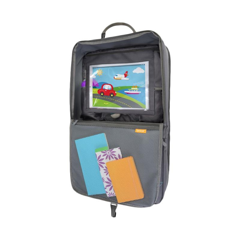 Brica Seat Back Organizer with Tablet Holder