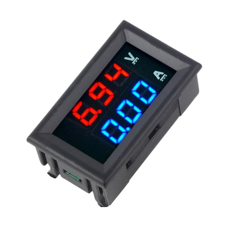 Autovision Microzen Car Volt & Current Indicator [DC/12 V]